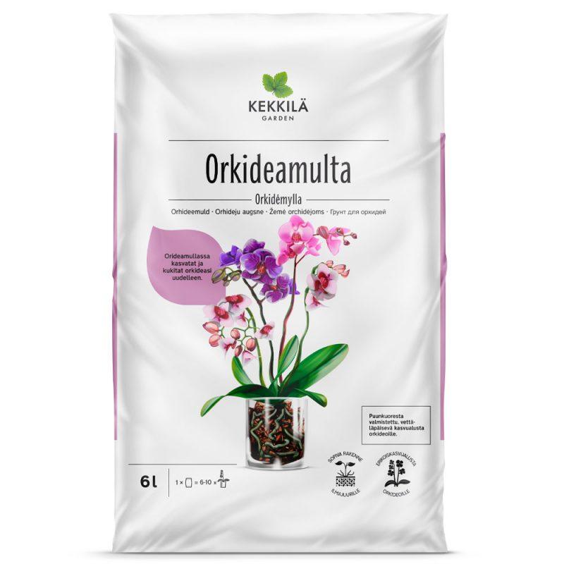 Orkideamulta