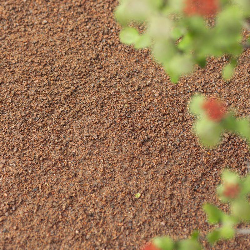 Kekkilä Kivituhka punagraniitti ylhäältä