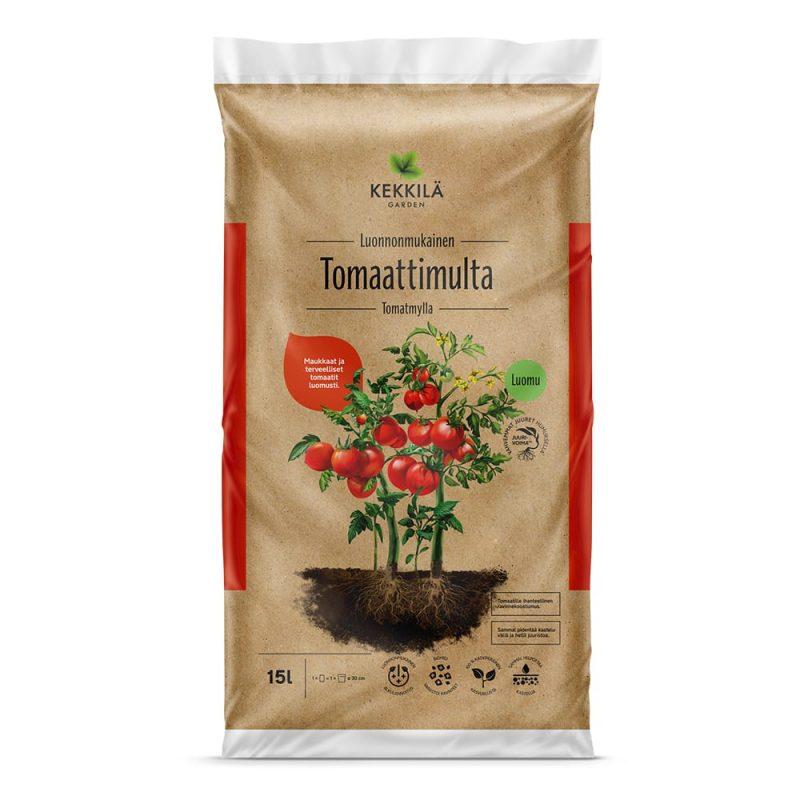 Tomaattimulta luonnonmukainen