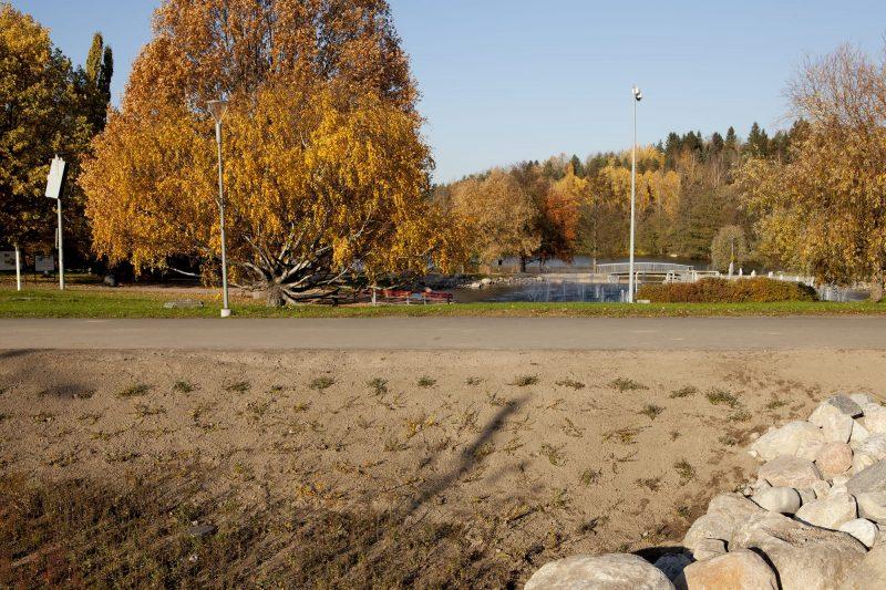 Lahden Ranta-Kartano uusia keinoja hulevesien hallintaan Kekkilä