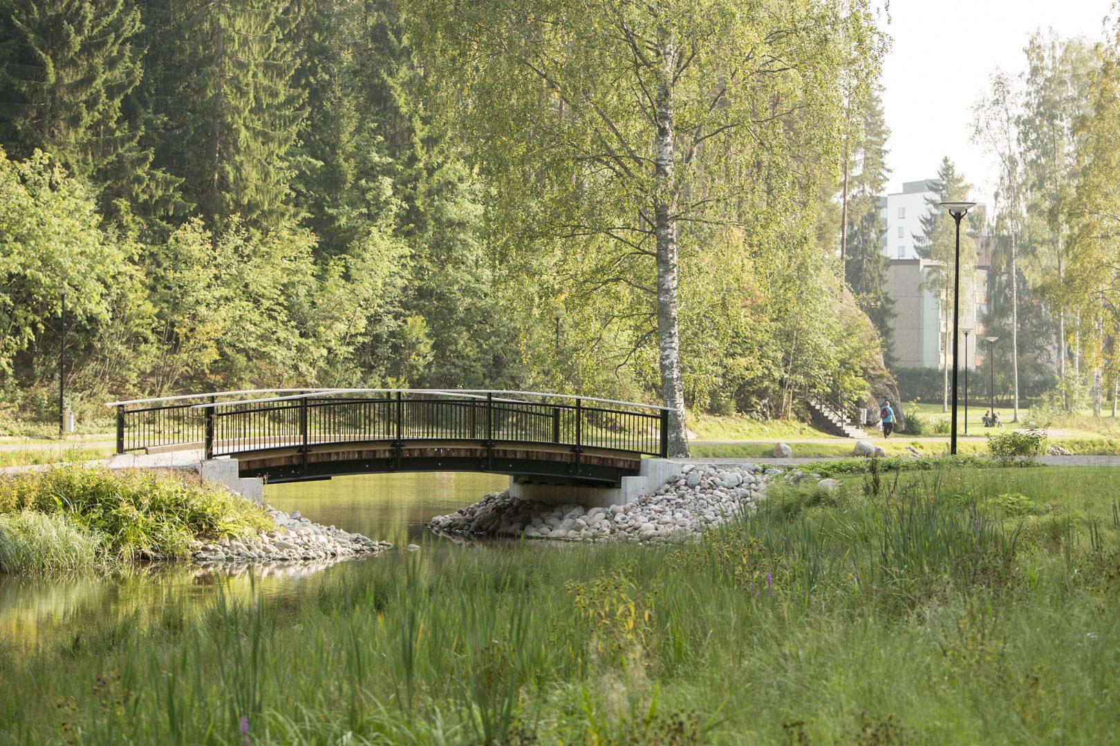 Kekkilä Viherrakentaminen Ankkapuisto