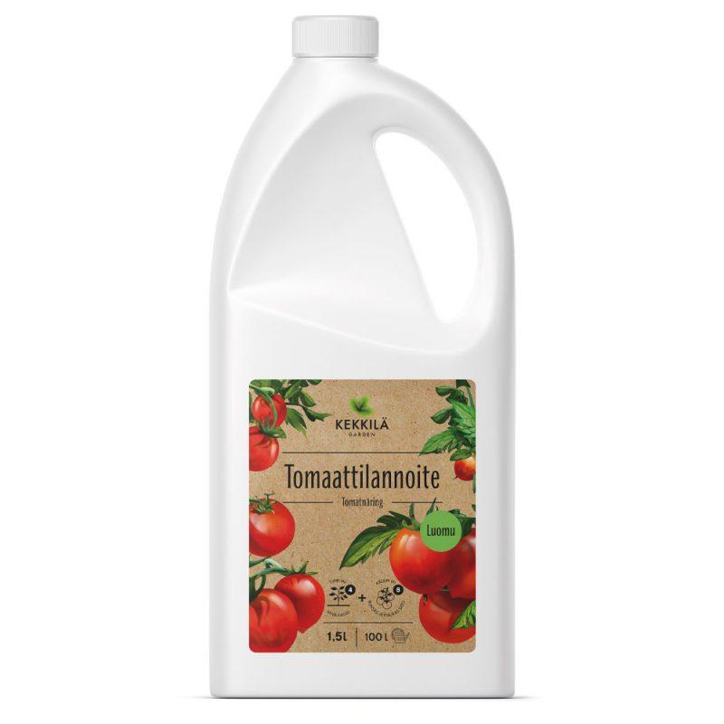 Tomaattilannoite, luonnonmukainen
