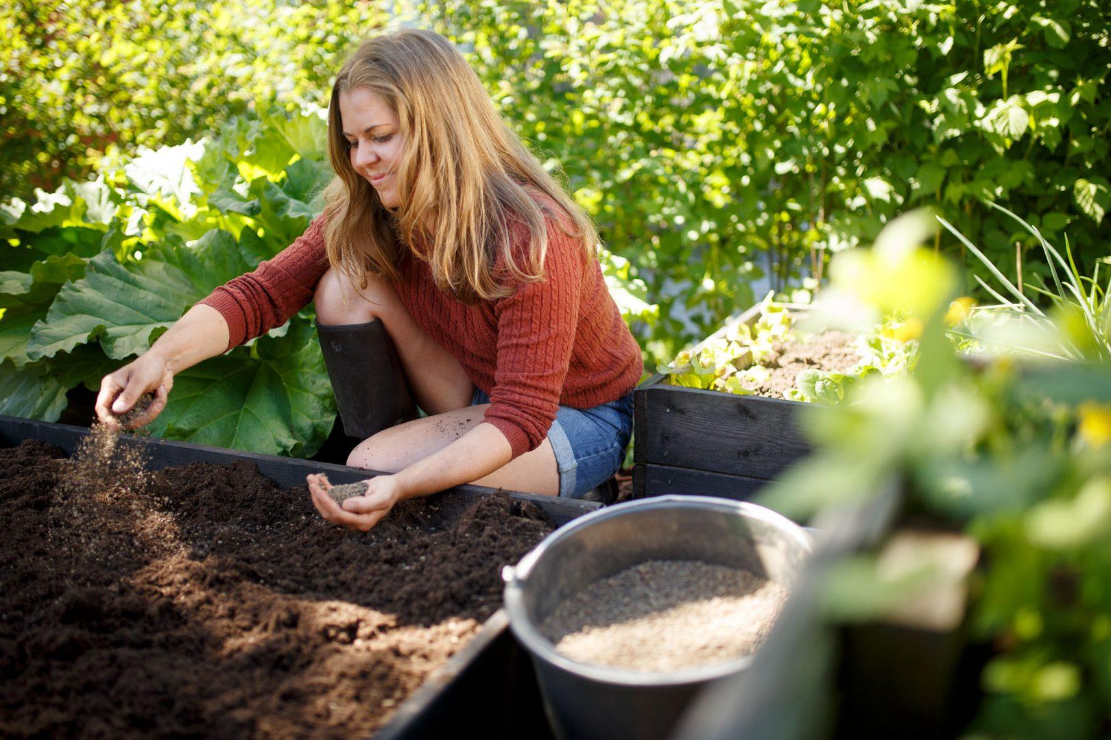 Kekkilä puutarhalannoite lannoittaminen ohjeet