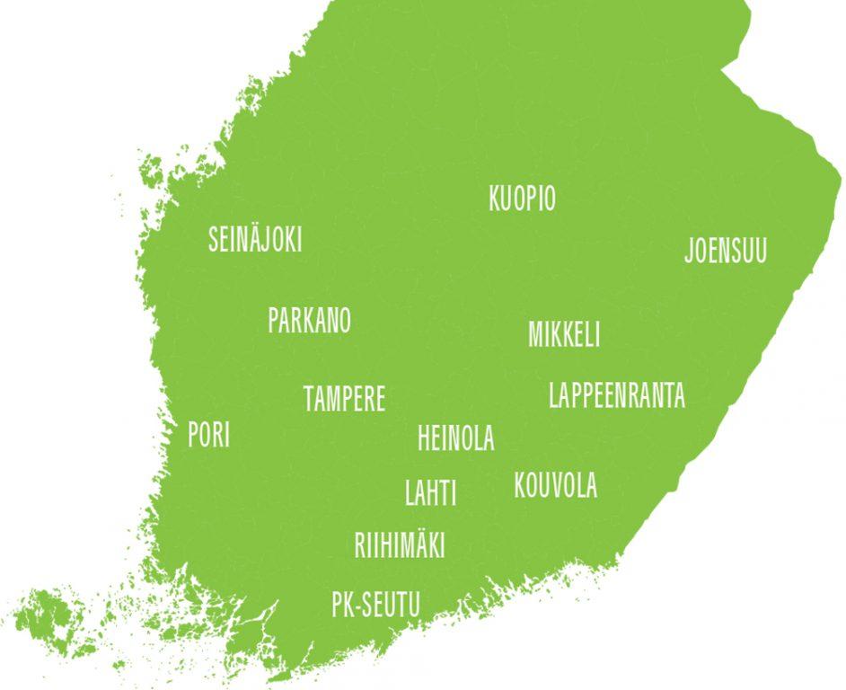 kekkilän multa-asemakartta 2021