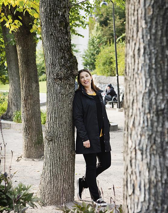 Pia Kuusiniemi - haastattelu Vehreä-lehti 2021